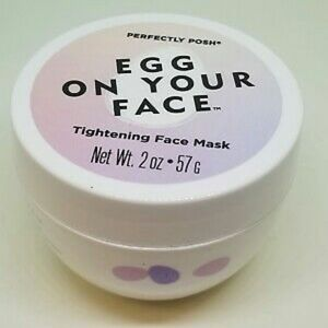 EGG ON YOU FACE Tightening Face Mask